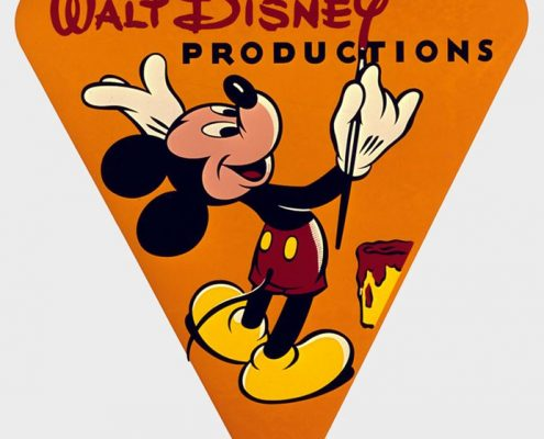 Logotipos famosos: Disney