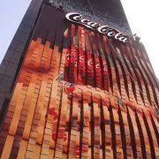 pantalla 3d publicitaria