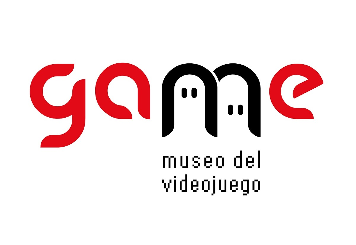 Museo del videojuego Game logo