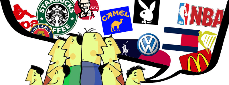 elementos visuales de una marca