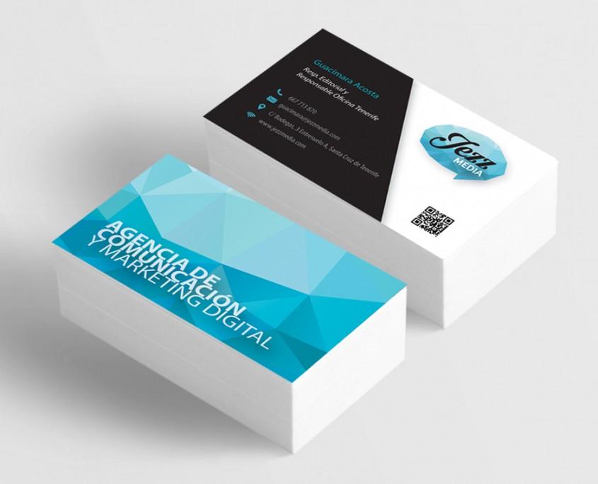 Diseño tarjetas Barcelona