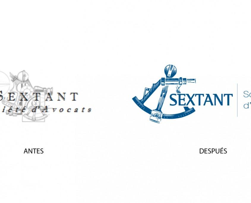 Sextant logo